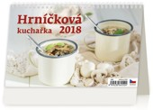Hrníčková kuchařka - stolní kalendář 2018