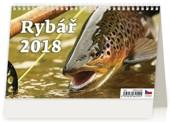 Rybář - stolní kalendář 2018