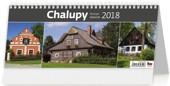 Chalupy - stolní kalendář 2018