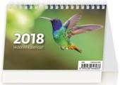 Mini 14 denní kalendář - stolní kalendář 2018