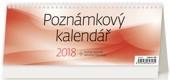 Poznámkový kalendář OFFICE - stolní kalendář 2018