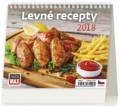 MiniMax Levné recepty - stolní kalendář 2018